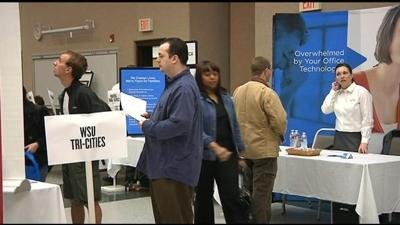 Hundreds Pack CBC for 29th Annual Career Expo