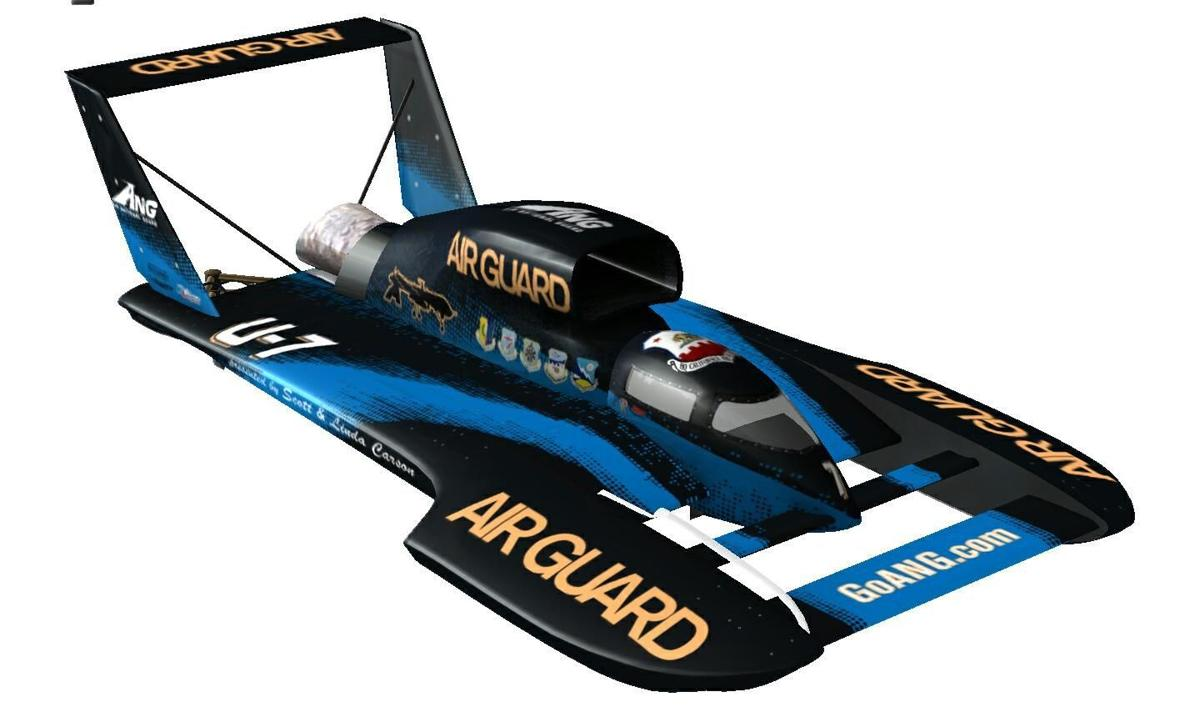 J Michael Kelly And U 7 Will Race For Air Guard