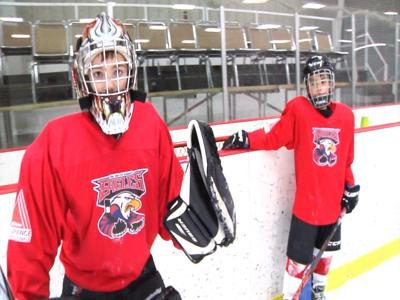 Local kids cope with Autism through hockey