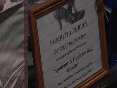 pumped 4 purple