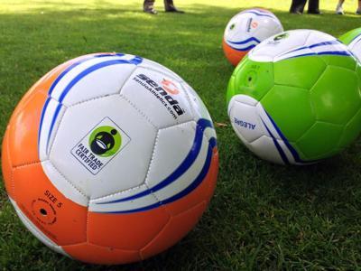 New Fun Sport at Columbia Park: Footgolf