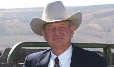 Former Benton County Commissioner Max Benitz, Jr.