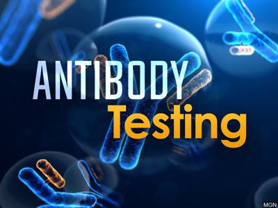 Local antibody tests available