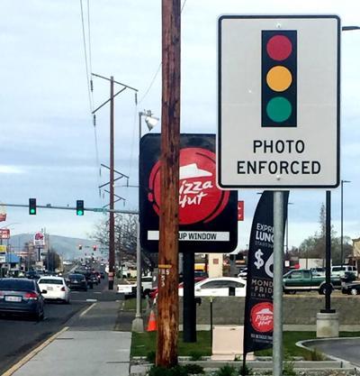 red light program