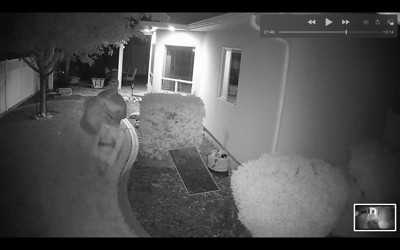 Thief steals several household items and wedding rings