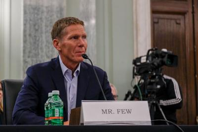 Mark Few testifies before Senate Commerce Committee