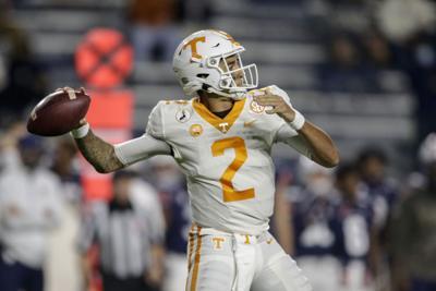Tennessee Auburn Football