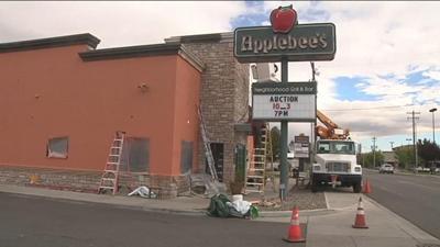 Applebee's in Union Gap Closed During Big Remodel