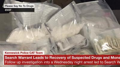 KPD recovers drugs, cash in bust