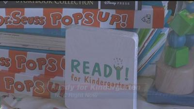 Workshops available for parents to help their kids prepare for kindergarten