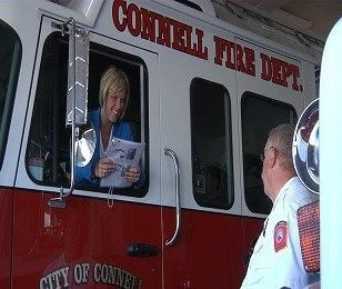 Dialed In: Connell Fire Chief Doubles as Leader for Most Complex of Wildfires
