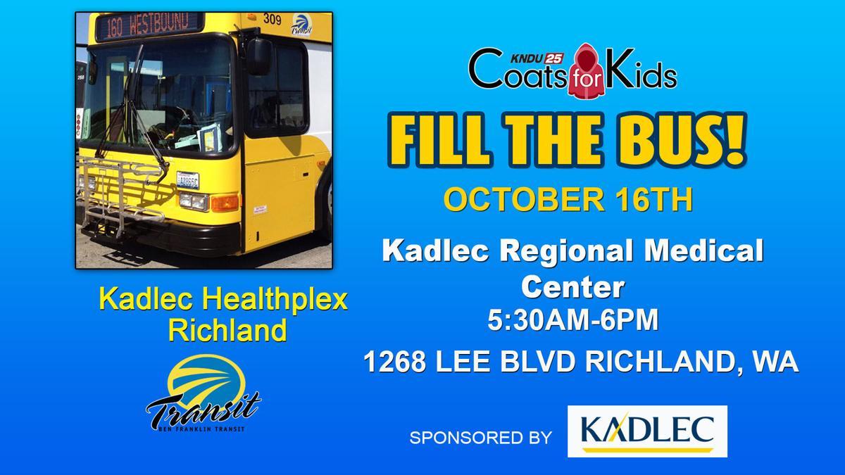 KNDU Fill the Bus