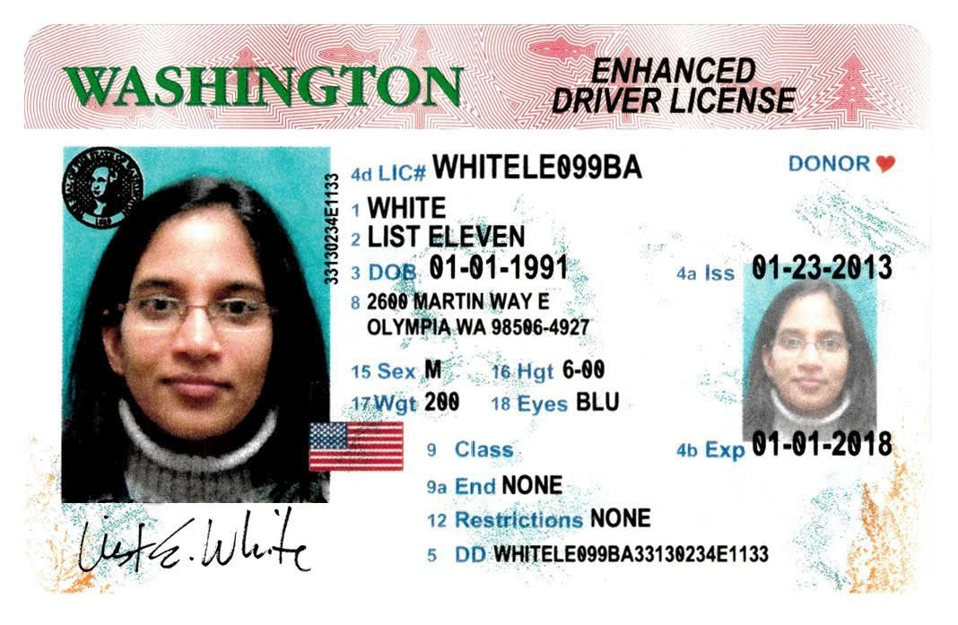 Archives com License Enhanced Id State Nbcrightnow Washington Driver's amp;