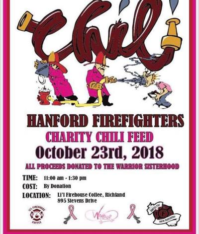 Hanford firefighters host fundraiser for breast cancer awareness Month