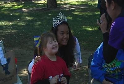 Down Syndrome Association of Mid-Columbia holds Buddy Walk