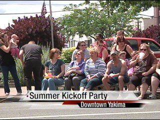 Downtown Yakima Summer Kickoff Party