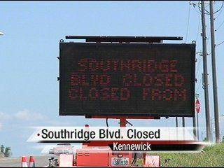 Southridge Blvd. closed starting Monday