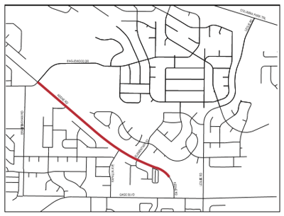 Richland stormwater project
