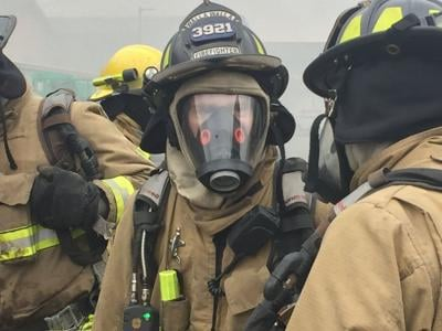 Walla Walla Firefighters rescue pets from a house fire Thursday evening