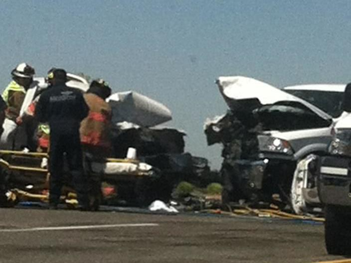 Pasco Car Crash Victim Dies in Richland Hospital | Archives