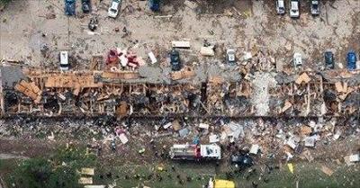 Deadly West, Texas, fertilizer plant explosion was 'criminal act': Feds
