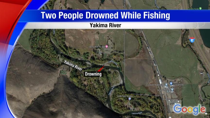 Yak Drowning