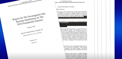 Judge orders Flynn-related redactions removed from Mueller report