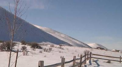 Badger mountain may be home to a future landslide