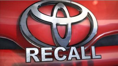 Toyota recalls trucks, SUVs and cars to fix airbag problem