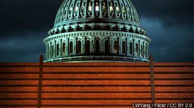 Government shutdown and border