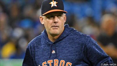 Astros Hinch