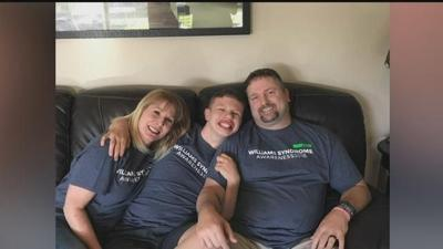 Local family hosts 4th Annual Walk For Williams to help raise awareness