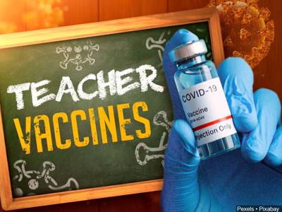 Gov. Inslee adding all Teachers and Childcare workers to Vaccine Phase 1B-1 immediately