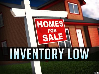 Home market high, inventory low