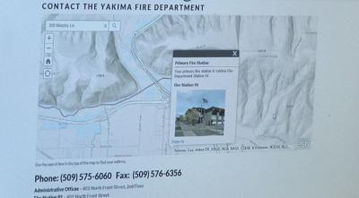 The Yakima Fire Department revamps website to better connect with community