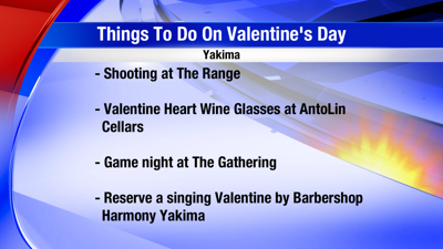 Things you can do on Valentine's Day