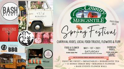New Spring Festival at Pasco Country Mercantile