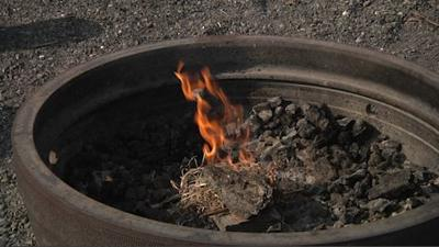 How to prevent wildfires when camping