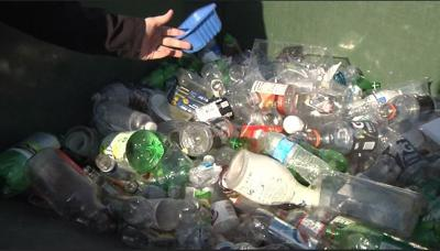 What should you be recycling during the holidays?