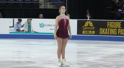 """Exclusive: Olympic Figur Skater Gracie Gold discusses HBO documentary """"The Weight of Gold."""""""