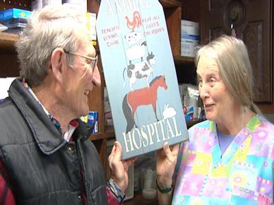 Hometown Proud: Lexington veterinarian helping livestock