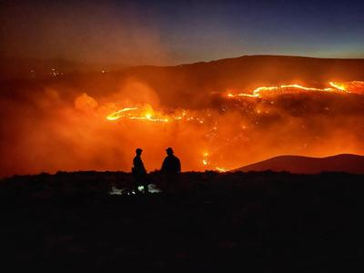 Fire 'Round-Up' Map of 2021 Fires