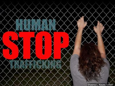 Free Human Trafficking Awareness Webinar