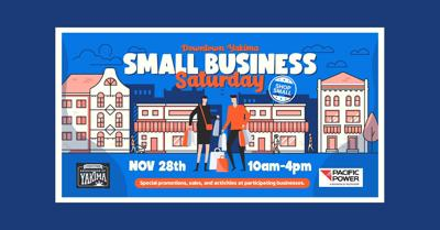 33 businesses to participate in Downtown Yakima's Small Business Saturday 2020