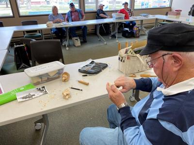Tri-Cities Wood Carvers calling to the youth