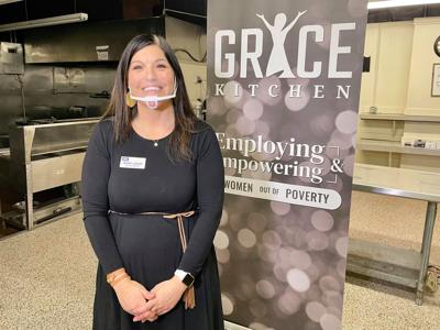 Grace Kitchen gives over 150 job training hours to women living in poverty