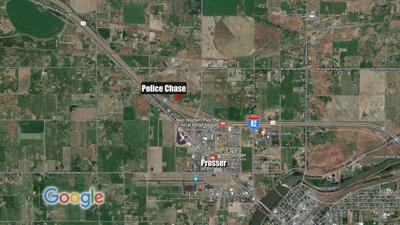 Police searching for 60-year-old chase suspect