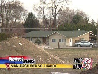 Manufactured Homes vs. Luxury Apartments