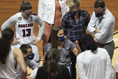 NCAA Belmont Gonzaga Basketball