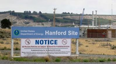 Proposed process would remove a radioactive element from waste held in Hanford's underground tanks